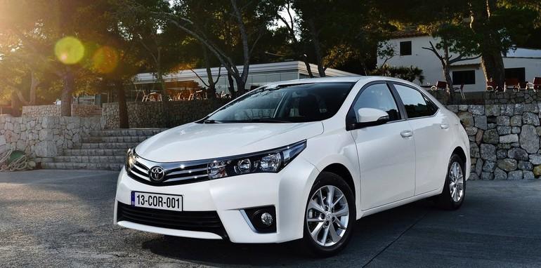 Toyota Corolla - Thailand