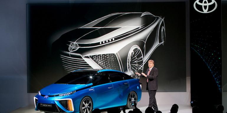 Toyota FCV-2