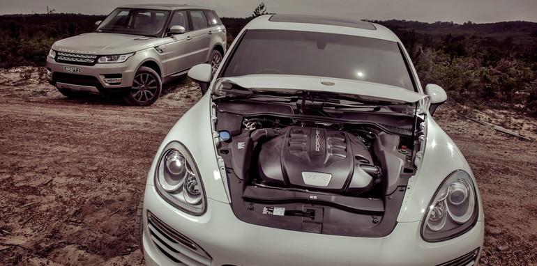 2014 Porsche Cayenne 5