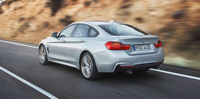 BMW 4 Series Gran Coupe - 2