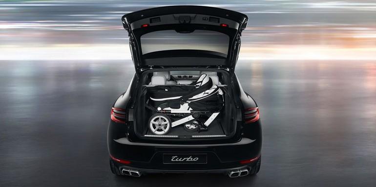 Porsche Macan Turbo - 2