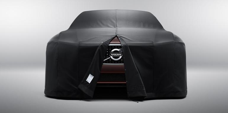 Volvo Concept Estate 4
