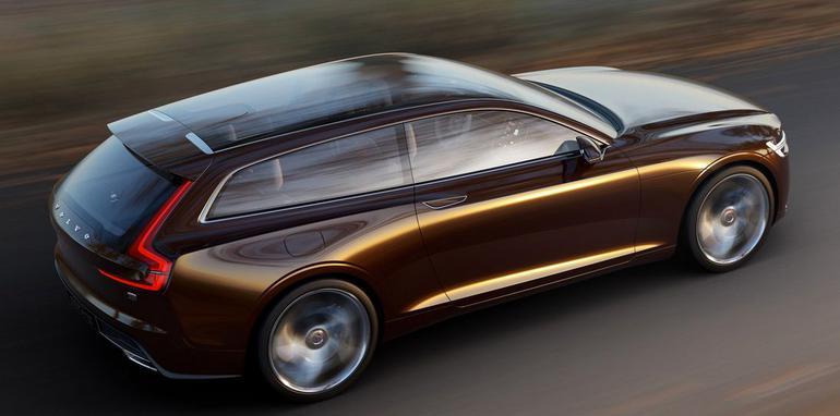 Volvo concept 4