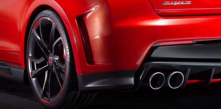 2014 Honda Civic Type R-3