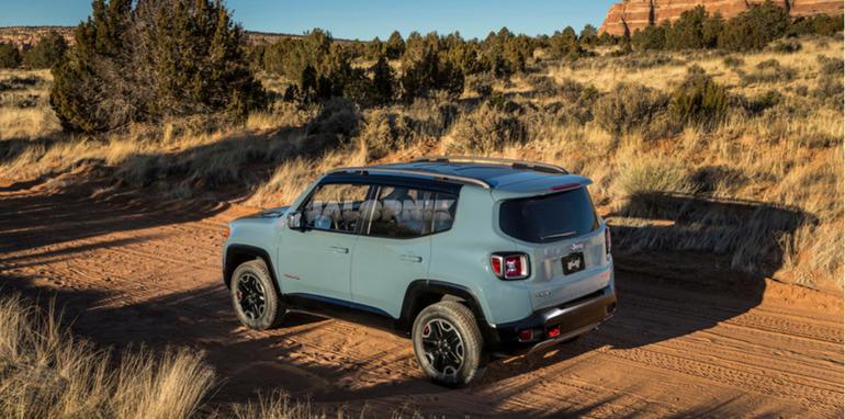 2015 Jeep Renegade 2