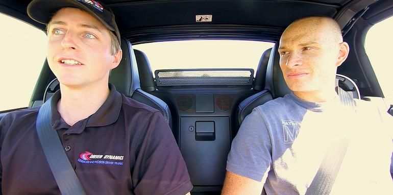 CA at Sandown with Driver Dynamics-22