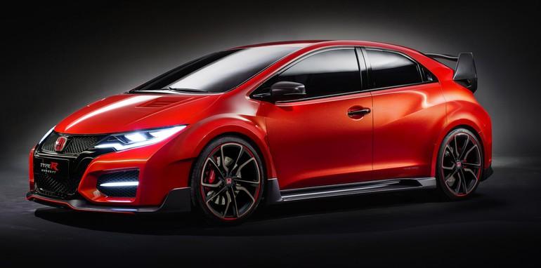 Honda Civic Type R Concept - 1