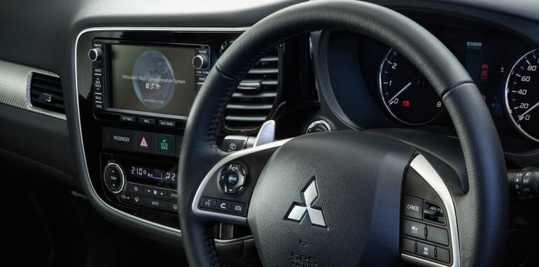 Mitsubishi Outlander 8