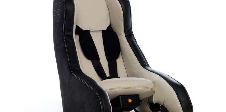Volvo inflatable child seat 11