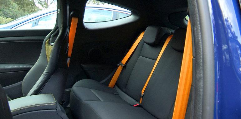 Renault Sport Megane Kia Proceed GT Hyundai Veloster SR Turbo-44
