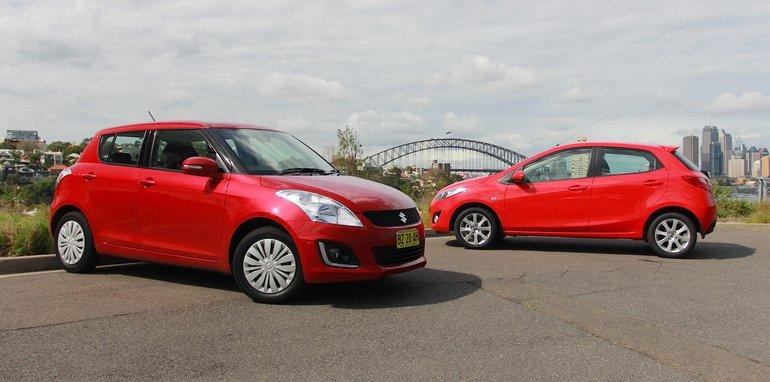 Suzuki-Swift-Mazda-2-4
