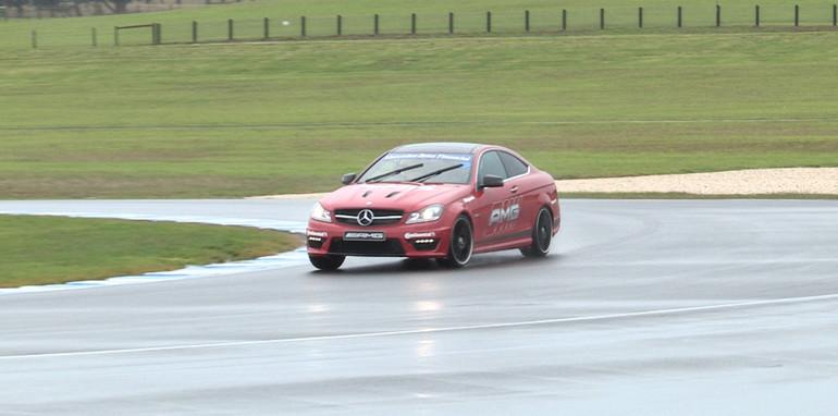 Mercedes Benz AMG Track Day 2014.Still003