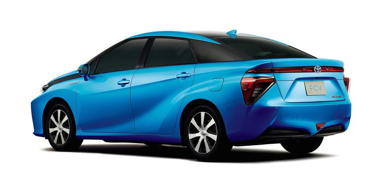 Toyota Fuel Cell Vehicle_5