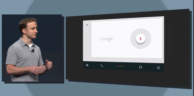 Android Auto voice commands