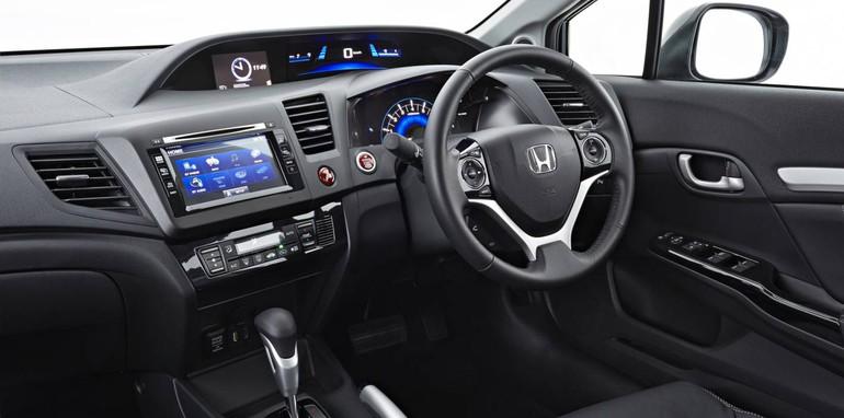Honda Civic Sedan 2