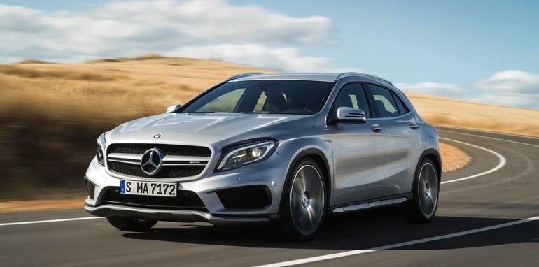 Mercedes-Benz-GLA45-AMG