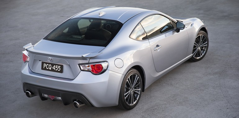 The Toyota 86 Has Proved A Hit For The Japanese Brand In Australia Since  Its Launch In June 2012. In May, The Company Confirmed It Had Sold Its  10,000th 86 ...
