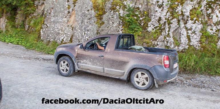 Dacia Duster pick-up 3