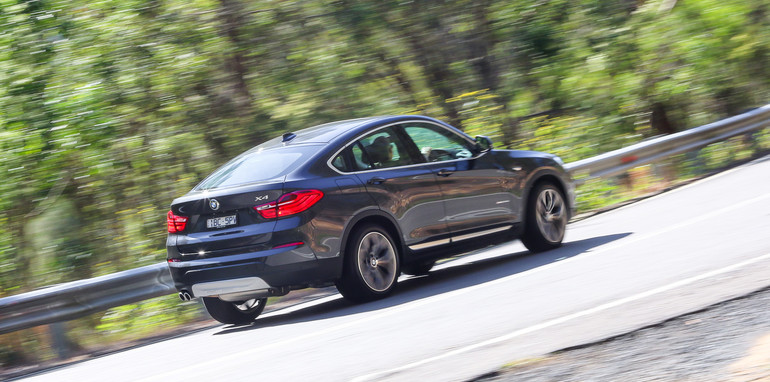 2014 BMW X4 30D-50