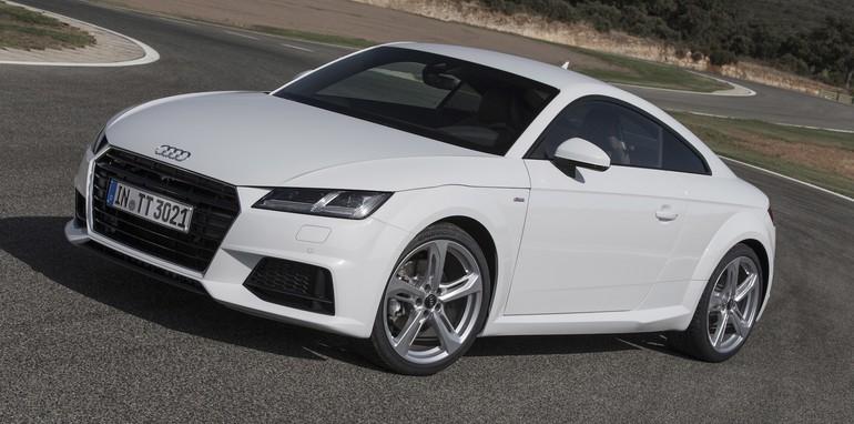 2015 Audi TT 1