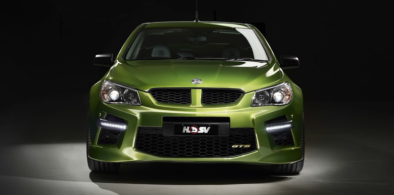 HSV GTS Maloo Front
