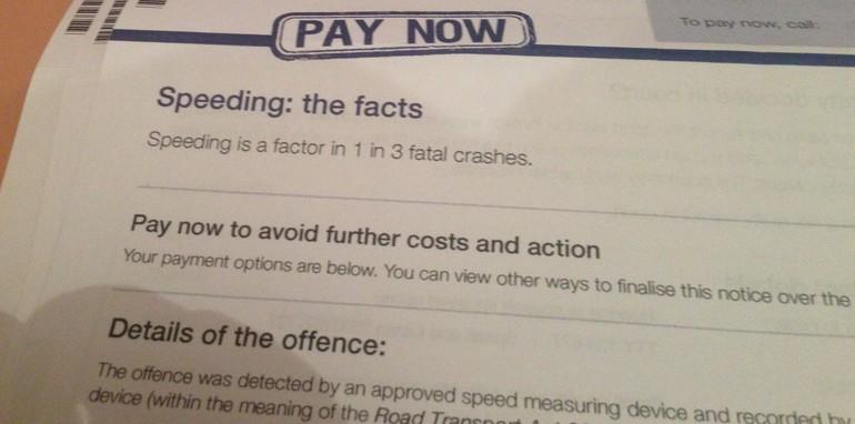 Speeding and highway patrol-4