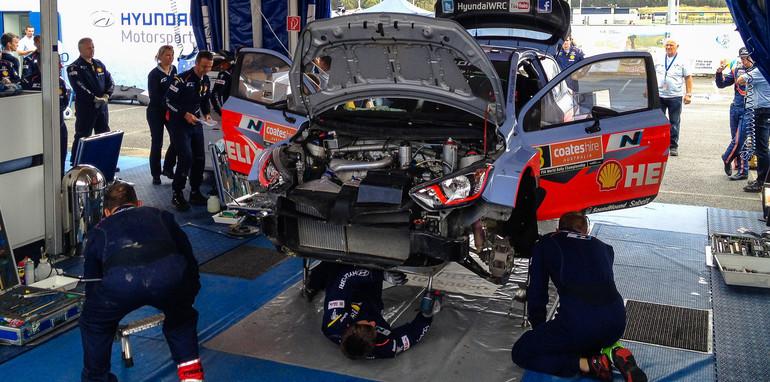 WRC Rally Australia 2014 - 8