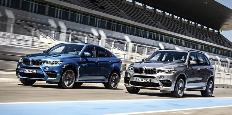 BMW X5 X6 M 1