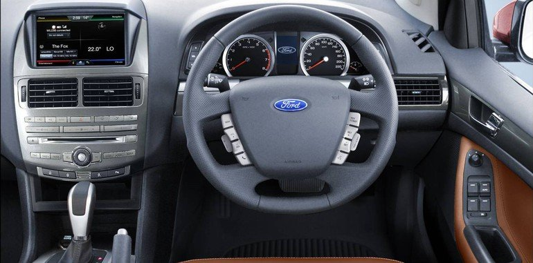 2015 Ford Falcon And Territory Production Gets Underway