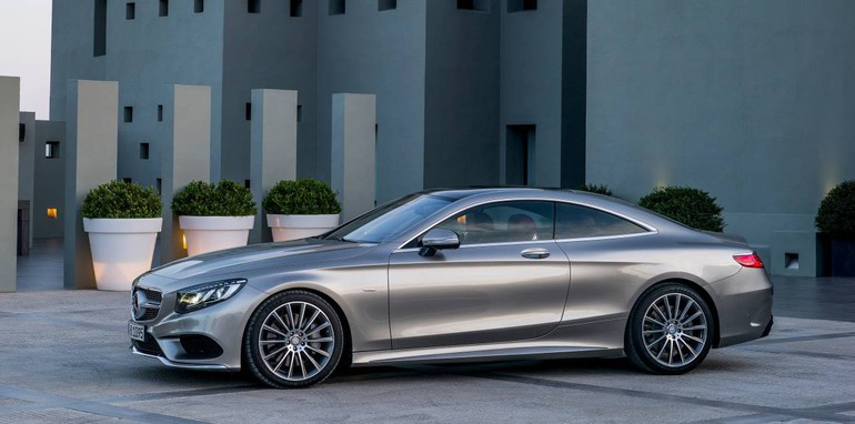 S-Class Coupe 2