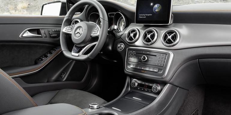Mercedes-Benz CLA 250 4MATIC Shooting Brake (X117) 2014