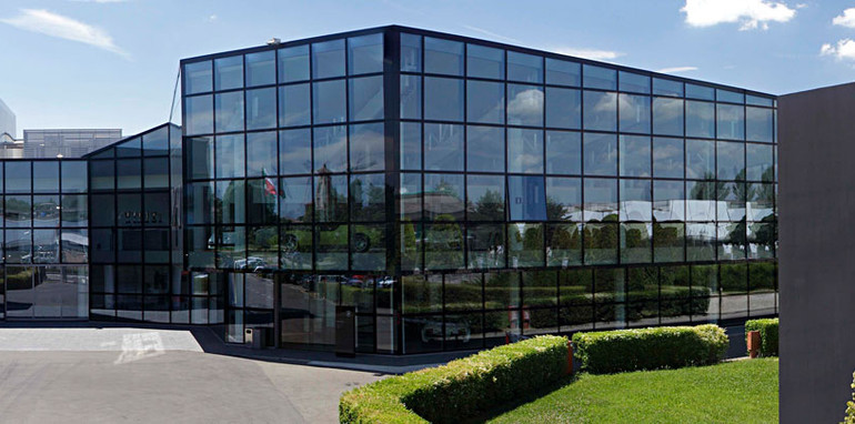 Lamborghini Headquarters
