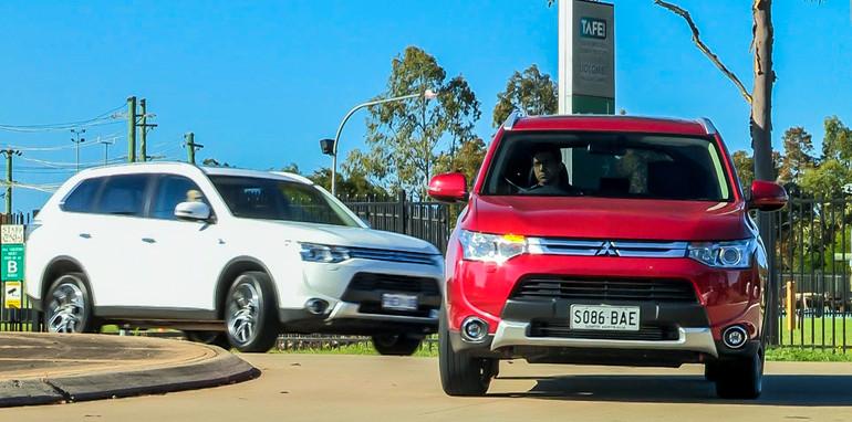 Mitsubishi Outlander PHEV v diesel test_5