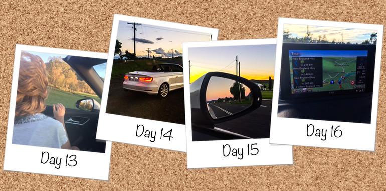 Audi A3 LT Day 13-16