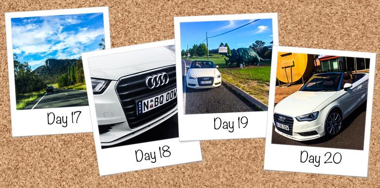 Audi A3 LT Day 17-20 (1)