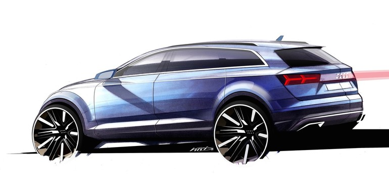 Audi-Q7-sketch-2