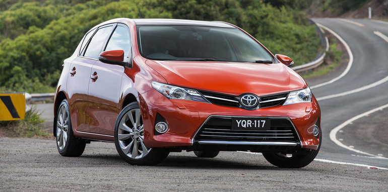 2014 Toyota Corolla ZR hatch