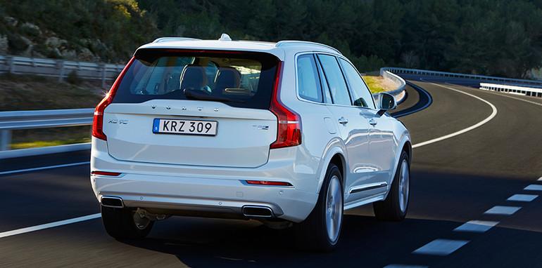 017 Volvo XC90