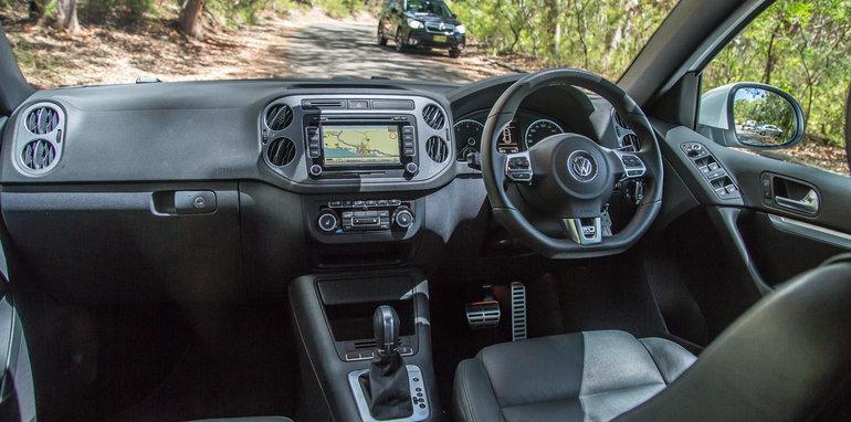Subaru Forester Mazda CX-5 Volkswagen Tiguan Ford Kuga-13