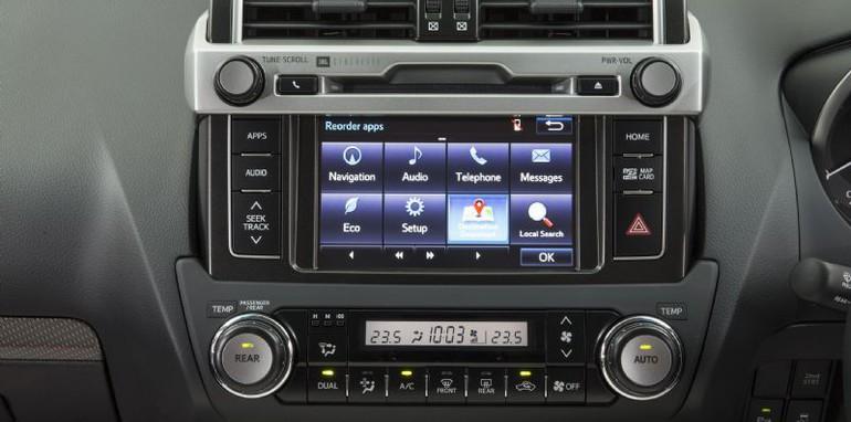 2015 Toyota Landcruiser Prado Altitude Now On Sale