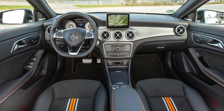 Mercedes-Benz Driving Launch CLA Shooting Brake; CLA 45 AMG Shooting Brake Frankfurt März 2015