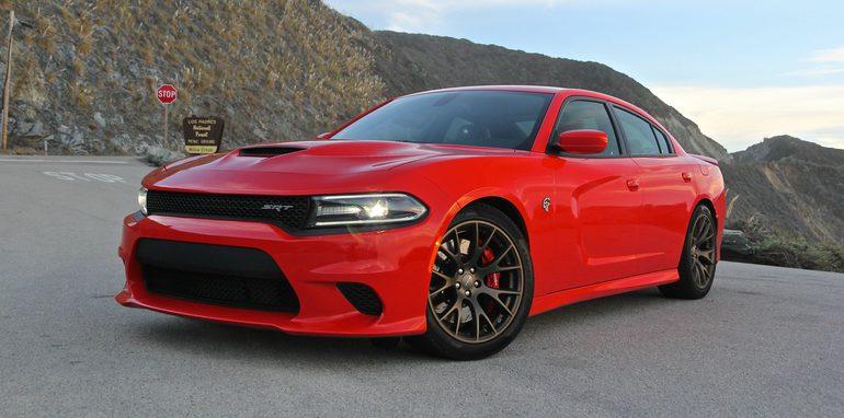 Dodge Charger SRT Hellcat1