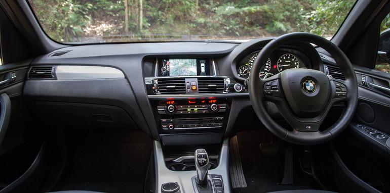 2015-BMWX3-LexusNX-smallSUVcomparo-sydney-59