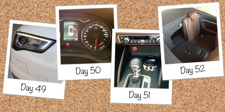 Audi A3 LT Day 49-52