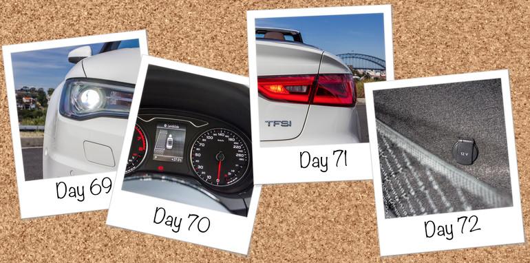 Audi A3 LT Day 69-72