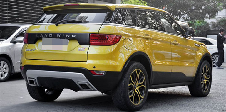 Land Rover Evoque For Sale >> Land Wind X7 given go-ahead for sale, Evoque copying claims dismissed – report