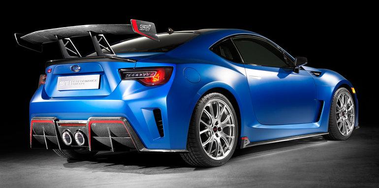 Subaru Brz Sti 2019 2020 Upcoming Cars