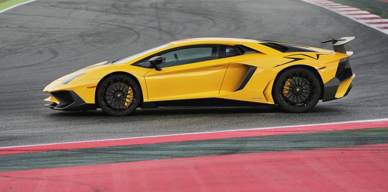Lamborghini Aventador SV39