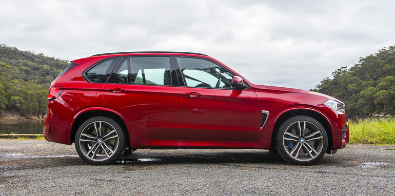 2015 Bmw X5 M V Porsche Cayenne Turbo Comparison Review