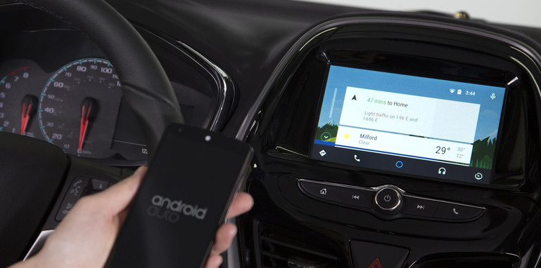 2016 Chevrolet Spark Android Auto